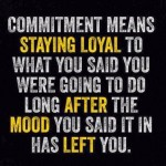 Recruiting Volunteers Principle #5 - Your commitment gets their commitment